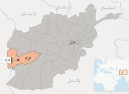 سرباز امریکایی در ولایت فراه کشته شد