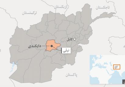 حمله طالبان در دایکندی عقب زده شد/۱۲ تن از طالبان کشته شدند