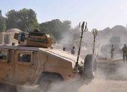 یگانه پایگاه دولتی در بالامرغاب بادغیس در محاصره شدید طالبان