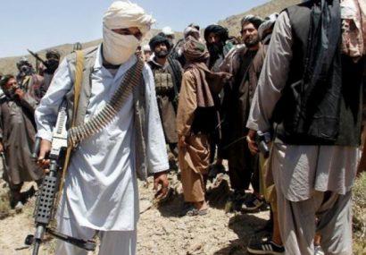 حمله طالبان در پکتیا/ ۸ کشته و ۷ زخمی از طالبان