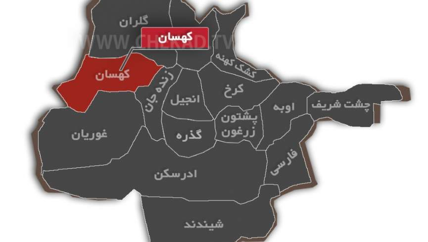 یک سردسته طالبان و دو بمب گذار در شاهراه اسلام قلعه هرات دستگیر شدند