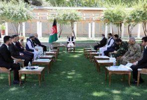 نیروهای امنیتی حملات طالبان را دفع و خنثی کنند