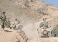 حمله طالبان در غزنی عقب زده شد/ سر گروه و ۹ تن دیگر از طالبان کشته شدند