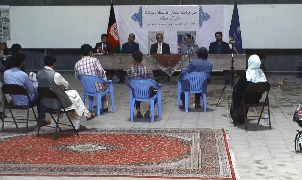 یونسکو باید منیاتوری و خوشنویسی افغانستان را به رسمیت بشناسد