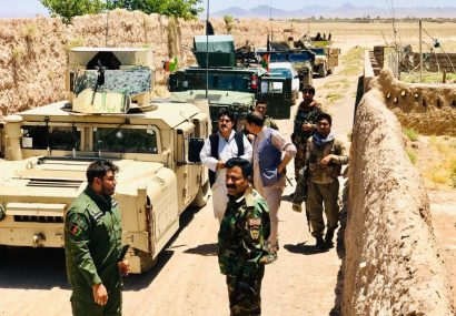 ۲ کشته و ۱۲ زخمی از طالبان در هرات