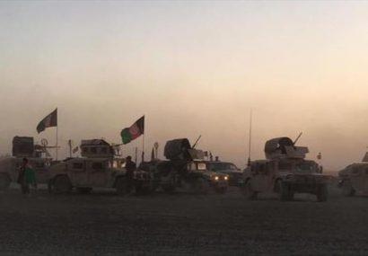 شکست طالبان در ولسوالی بادغیس/۱۳ کشته و ۱۶ زخمی از طالبان