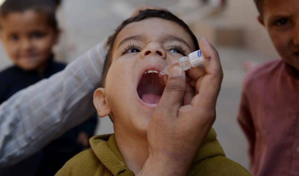 فلج اطفال، دغدغهای که در کنار کرونا به جان غور افتاده