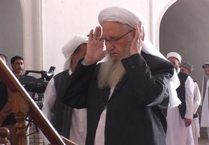 مولوی خداداد صالح: جنگ افغانستان، جنگی تحمیل شده است