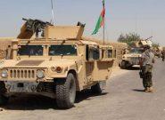 حمله موتر بمب ولسوالی پشت رود فراه را تکان داد/تلفات قوای دولتی