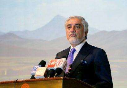 عبدالله عبدالله فهرست شورای مصالحه ملی اعلام شده را رد کرد