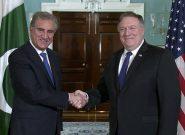صلح افغانستان محور گفتگو وزیران خارجه پاکستان و امریکا