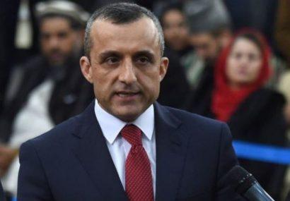 نماینده سازمان ناتو با امرالله صالح دیدار کرد