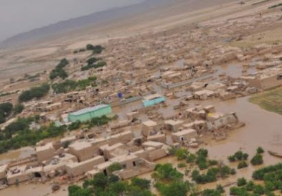 سیلاب در ولایت پروان/ ۲۵ قربانی و حدود ۶۰ تن هم زخمی شدند