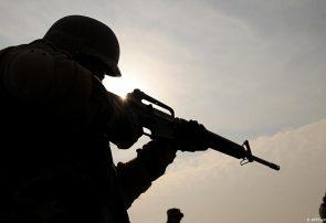 مهاجم به حوزه ششم پولیس هرات کشته شد