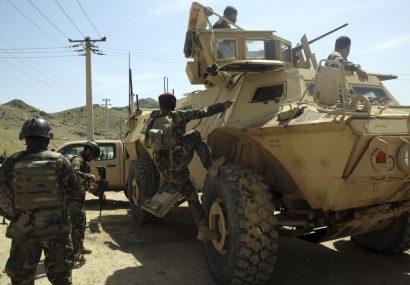 پنج تن از طالبان در حال حُفر طونل کشته شدند