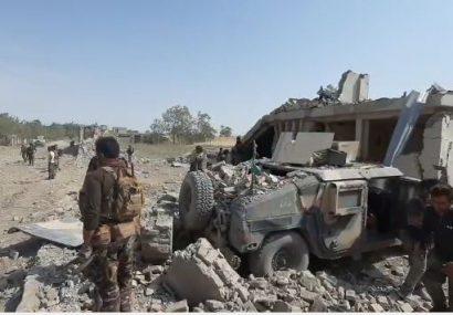 انفجار موتر بمب در قطعه کوماندو در بلخ/۳ کشته و ۴۱ زخمی