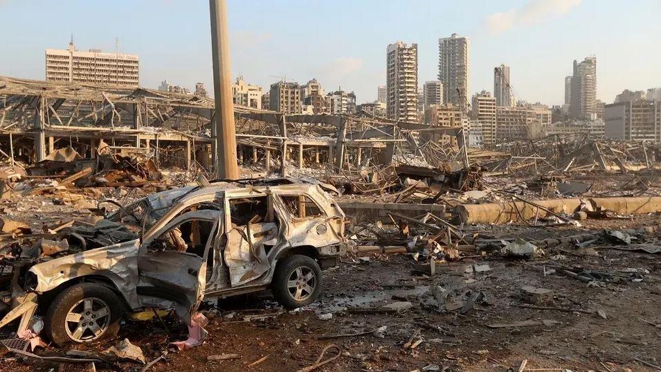 انفجار بیروت شبیه به انفجار هیروشیما و ناکازاکی بود