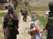 یک منطقه کلیدی در حومه فراه به دست طالبان افتاد