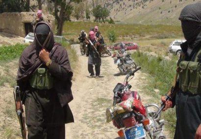 حمله طالبان بالای بازار ولسوالی غوریان هرات