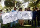 ۱۹ نفر را در قضیه به نمایش گذاشتن پرچم طالبان دستگیر کردیم