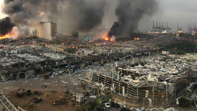 ردپای اسرائیل در حادثه بیروت به دور از انتظار نیست