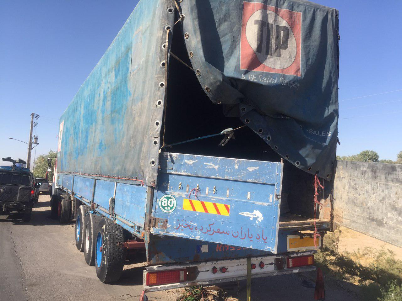 کشف محموله جواز سیر و پلیت تقلبی موتر در هرات