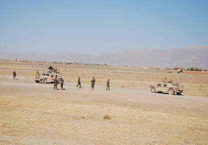دو کشته و شش زخمی از طالبان در گلران داشتیم