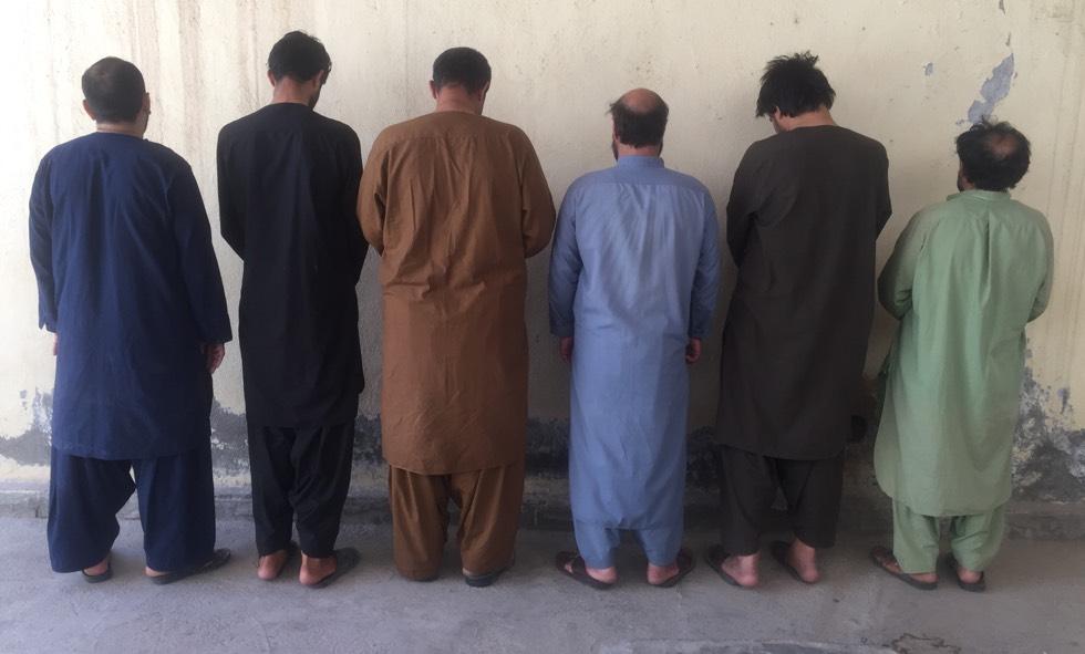 نابود شدن باندهای سرقت یکی پس از دیگری در هرات