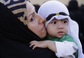 نماهنگ شیرخوارگان حسینی(ع) در هرات