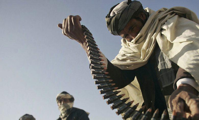 جوند بادغیس و تلفات برای طالبان