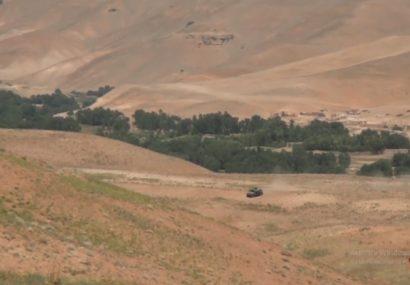دولت ولسوالی مرغاب غور را به طالبان رها کرد