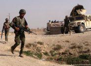 ۳۵ تن از طالبان در درگیریها با نیروهای امنیتی کشته شدهاند