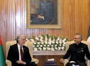 دیدارعبدالله با رئیس جمهور پاکستان/روابط جدید افغانستان و پاکستان