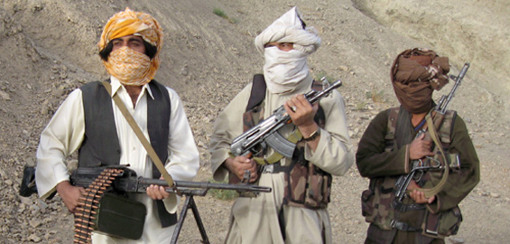طالبان دینه کان را رها نمیکنند و هم اکنون حضور دارند
