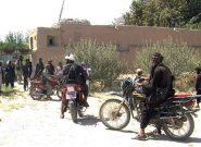 حمله طالبان بالای قطار نیروهای امنیتی/هشت کشته و سه زخمی از این گروه