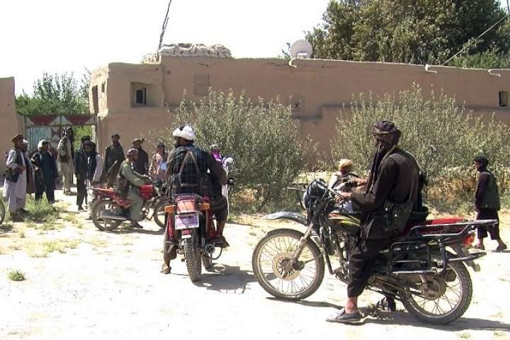 هشت کشته از طالبان و سه زخمی از نیروهای دولتی در نبرد میان دو طرف