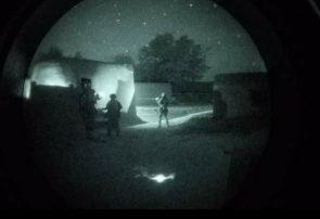 حملات شبانه طالبان بادغیس/چشمان بینا به لطف دوربینهای دید در شب