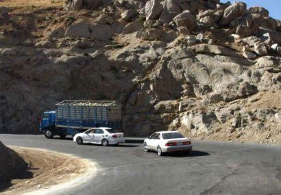 شاهراه کابل – غور به روی رفت و آمد مسدود است