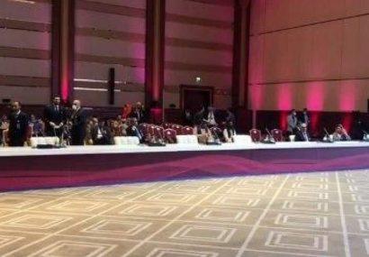 آغاز مذاکرات صلح میان دولت و طالبان در قطر