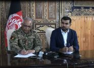 ۴۶ مقام امنیتی پولیس به شمول آمرامنیت فرماندهی پولیس از کار برکنار شد