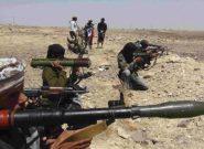 کشمکشهای دولت و طالبان بالای قرچغی بادغیس ادامه دارد/۸ کشته و ۱۲ زخمی از جنگجویان طالبان