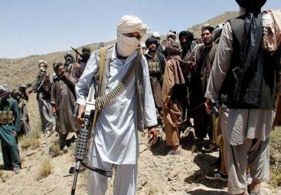 طالبان در هلمند و نیمروز ۲۵ کشته و ۹ زخمی دادند