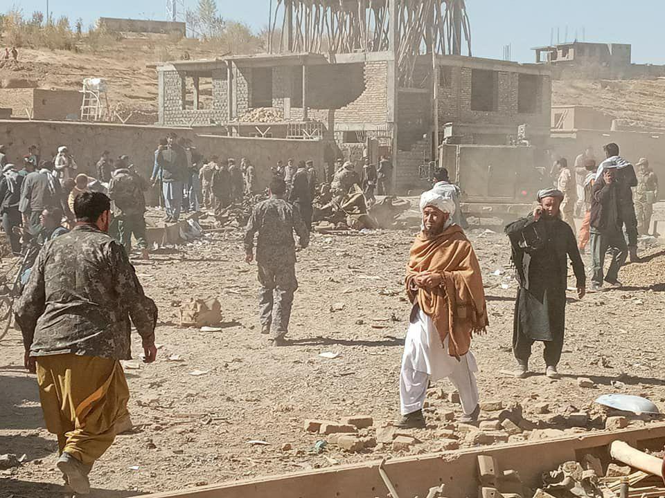 حمله انفجاری دیروز نقض حقوق انسانی و خلاف ارزشهای دینی است