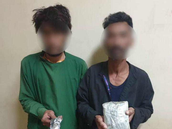 دو قاچاقچی مواد مخدر در هرات دستگیر شدند