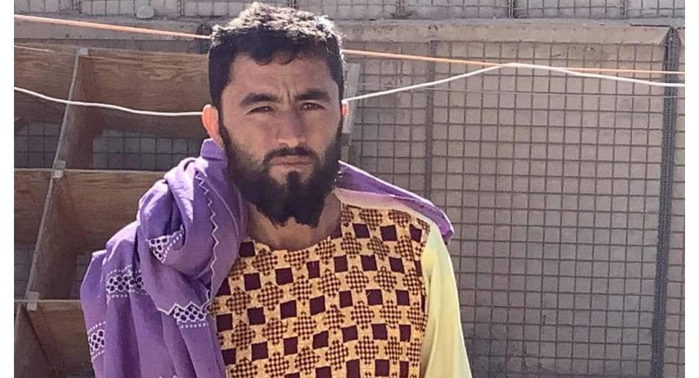 مسوول اکمالات گروه طالبان در ولایت غور بازداشت شد
