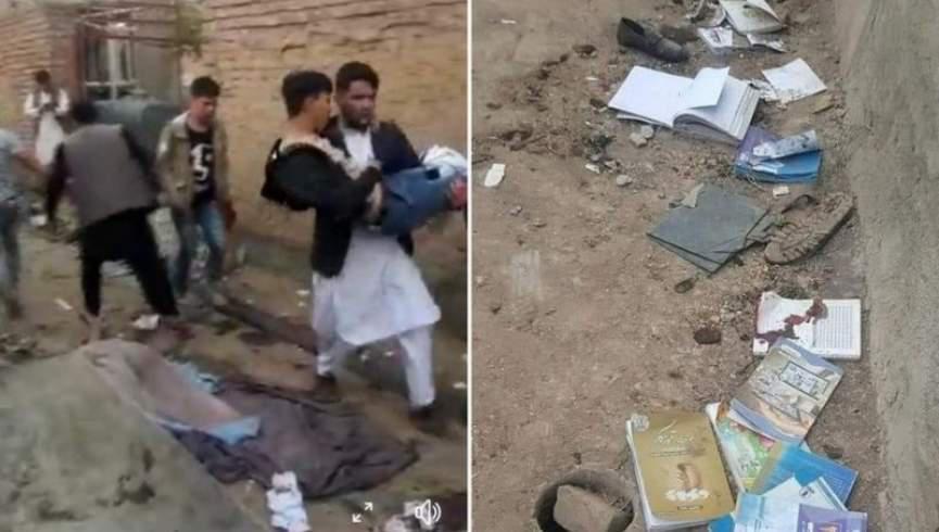 حمله انتحاری بالای یک مرکز آموزشی در غرب کابل/۱۸ کشته و ۵۷ زخمی