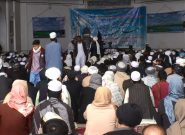 حضور با شکوه مردم هرات در روز میلاد پیامبر اسلام (ص)