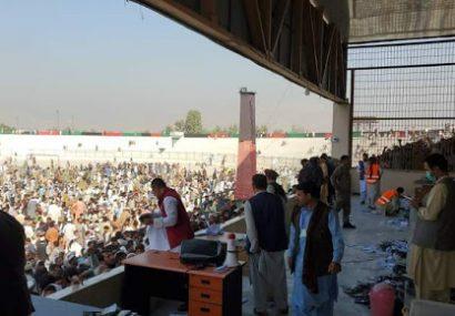 جان دادن بر سر گرفتن ویزای پاکستان در ننگرهار