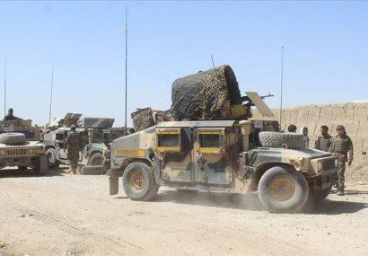 راه زرمست هرات – بادغیس امن میشود/۳۰ روستا اطراف پایگاه پاکسازی شد