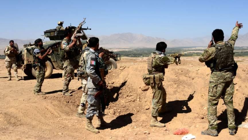 نبرد میان دولت و طالبان چهار پولیس و چهار طالب کشته شدند